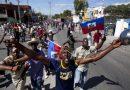 হাইতিতে সরকারের দুর্নীতির বিরুদ্ধে শতশত মানুষের বিক্ষোভ