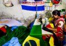 বিশ্বকাপ: পতাকা তৈরিতে নির্ঘুম-ব্যস্ততায় বাংলাদেশের দর্জিরা