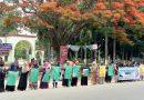 'যদি না পাই প্রজ্ঞাপন, থামবেনা এই আন্দোলন' স্লোগানে উত্তাল ইবি