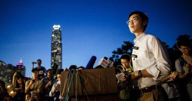 হংকংয়ের স্বাধীনতাকামী দল নিষিদ্ধের পথে চীন