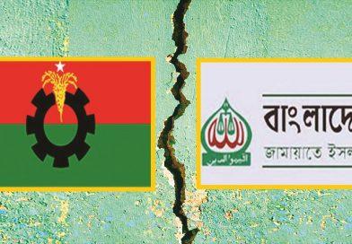 সিলেট সিটি নির্বাচন: আলোচনায় 'জামায়াত-বিএনপি বিরোধ'