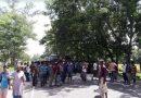 হবিগঞ্জের বাসের চাপায় শিশুর মৃত্যু : বিক্ষুব্ধ জনতার মহাসড়ক অবরোধ